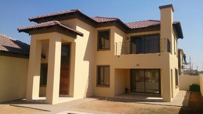 Blue designs architectural designers for Modern tuscan house plans south africa