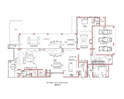 Blue designs architectural designers for Country estate home designs